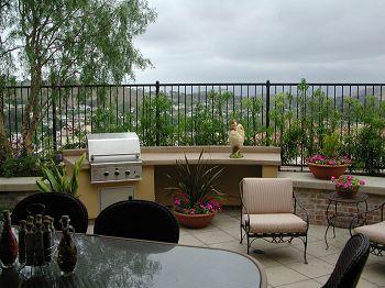 阳台花园设计